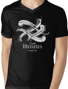 Clan Menzies  Mens V-Neck T-Shirt