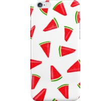 Watercolour Watermelon iPhone Case/Skin