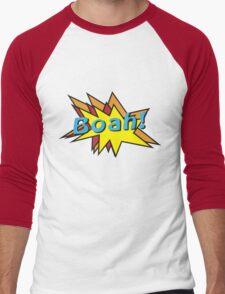 Boah comic Men's Baseball ¾ T-Shirt