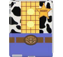 Minimalistic Woody Design iPad Case/Skin