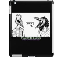 STACK Beetlejuice Logo iPad Case/Skin