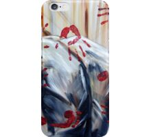 Footprints of you iPhone Case/Skin