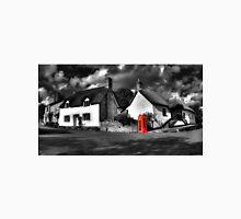Thatched cottages of Halse (Mono) Unisex T-Shirt