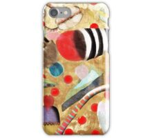Watercolor Dessert iPhone Case/Skin