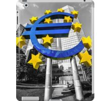 EU Bank  iPad Case/Skin