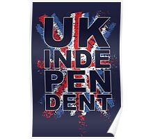 UK INDEPENDENT Poster