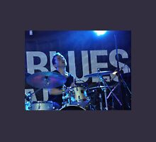 Drummer,Jazz & Blues Festival,Australia 2012   Unisex T-Shirt