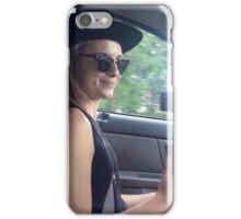 Driver Lynn Gunn iPhone Case/Skin