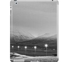 Varmahlíð iPad Case/Skin
