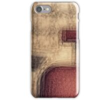 The strap is purely for your protection, Mr Jones. iPhone Case/Skin