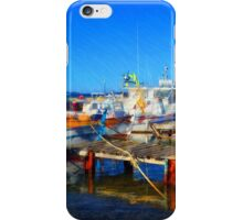 Pothuau Harbor iPhone Case/Skin