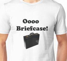 Oooo Briefcase! Unisex T-Shirt