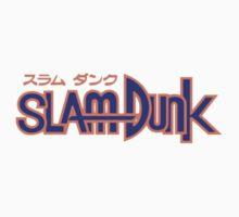 Slam Dunk logo Kids Tee