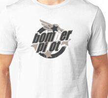 Bomber Pilot Unisex T-Shirt