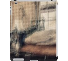 Relax, Mrs Jones, there's no need to panic. Women give birth in this manner every day. iPad Case/Skin