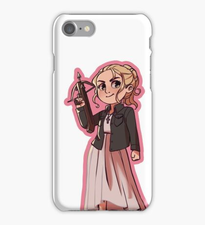 Buffy Summers (Season 1) iPhone Case/Skin