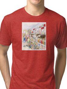 Lolly shop Candy Store Sweet shop Tri-blend T-Shirt