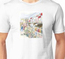 Lolly shop Candy Store Sweet shop Unisex T-Shirt