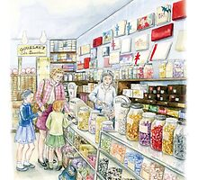 Lolly shop Candy Store Sweet shop by didielicious