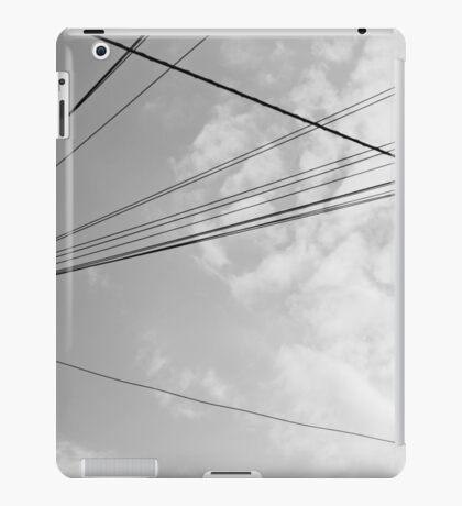 Power pole 2 iPad Case/Skin