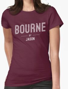 BOURNE by JASON Womens Fitted T-Shirt
