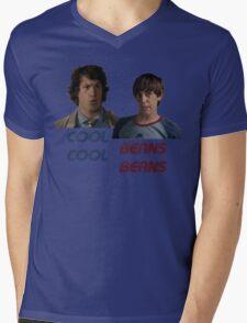 So...cool beans? Mens V-Neck T-Shirt