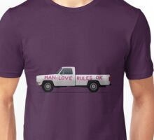 Brokeback Pickup Unisex T-Shirt