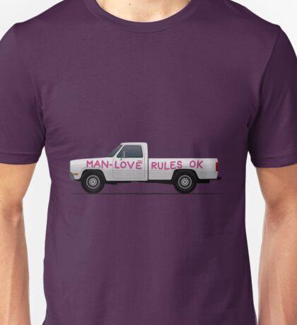 Brokeback Pickup Unisex T-Shirt