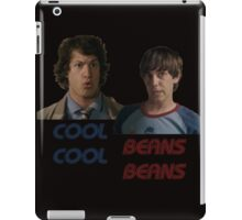 So...cool beans? iPad Case/Skin