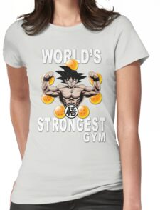 World's Strongest Gym Womens Fitted T-Shirt