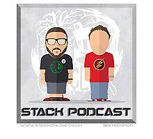 STACK Jim & Jon Artwork Photographic Print