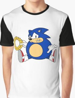 Sonic the Hog Graphic T-Shirt