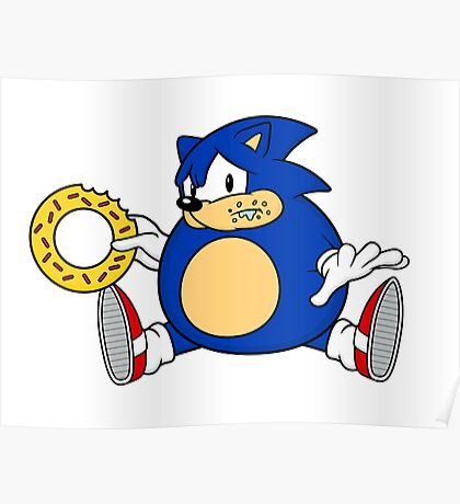Sonic the Hog Poster