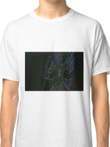 Morning Web on the Highway Classic T-Shirt