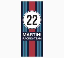 MARTINI RACING TEAM Baby Tee