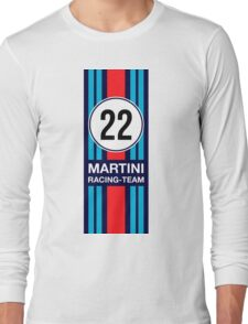 MARTINI RACING TEAM Long Sleeve T-Shirt
