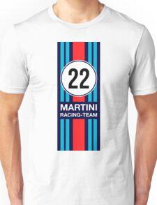 MARTINI RACING TEAM Unisex T-Shirt