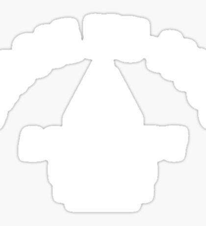 Gracie Jiu Jitsu martial arts  Sticker
