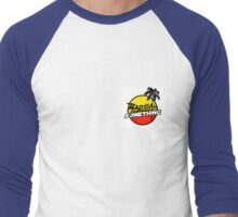 Radical Something Logo Tee Men's Baseball ¾ T-Shirt