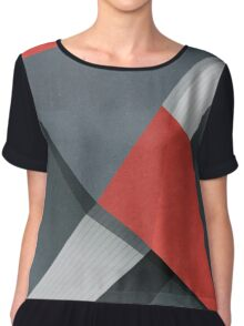 Projections Chiffon Top