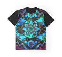 Mandala V8 Graphic T-Shirt