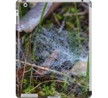 Dewy Ground Web iPad Case/Skin