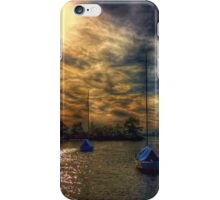 charles river, boston  iPhone Case/Skin