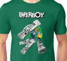 PAPERBOY RETRO ARCADE GAME Unisex T-Shirt
