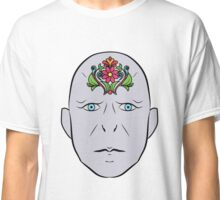 Floral Voldemort Classic T-Shirt