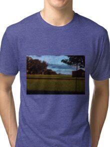 Looking Through the Web Tri-blend T-Shirt