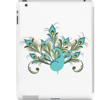 Just a Peacock - Tee iPad Case/Skin