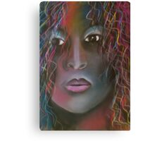Girl 2 Canvas Print