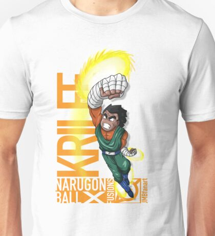 Krilee (Krillin and Rock Lee fusion) Unisex T-Shirt