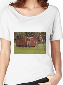 Just Off The Highway Women's Relaxed Fit T-Shirt